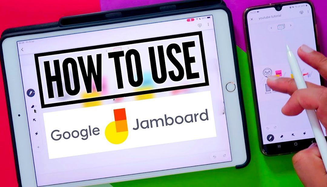 How To Use Google Jamboard - Jamboard Australia