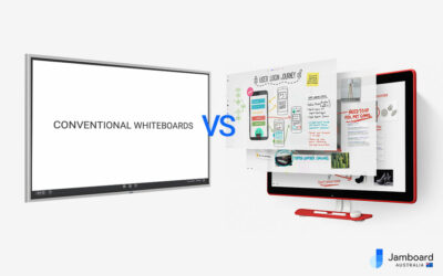 What Makes Jamboard Different From Conventional Whiteboards?