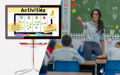 The Top 5 Ways Teachers Can Benefit From Using Jamboard In Their Classrooms